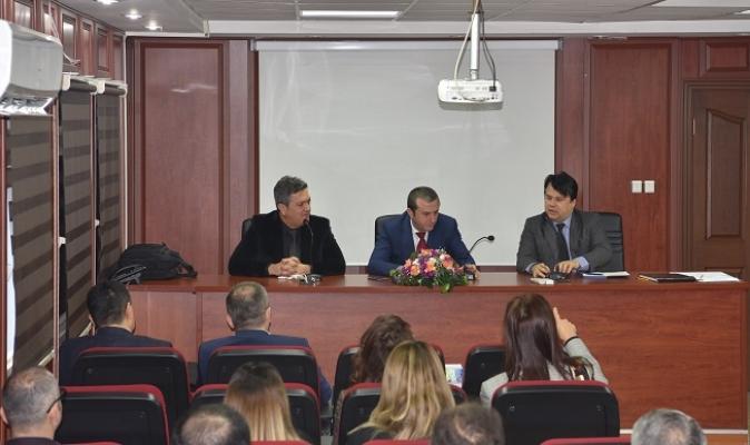 Çevre Yönetim Sistemi 2. Gözetim Tetkiki Açılış Toplantısı Yapıldı