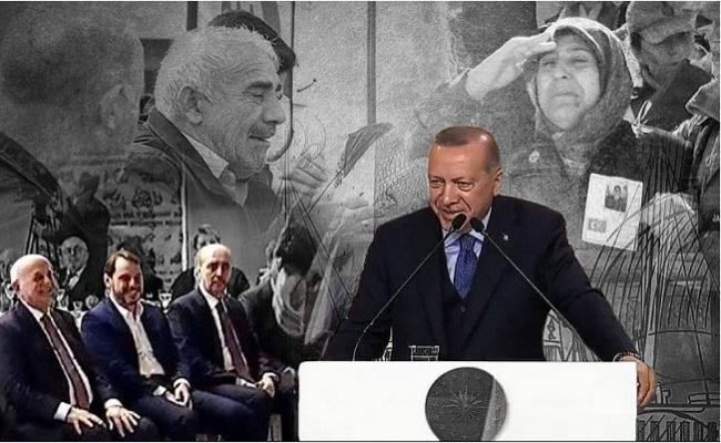Erdoğan'a Tepki: Şehitler Varken Bu Nasıl Kahkahaa?