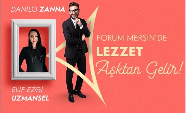 Forum Mersin'de Lezzet Aşktan Gelir!