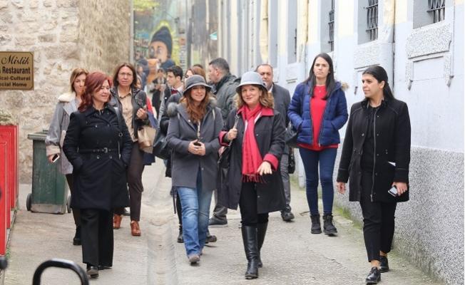 Kadın Emeği, Akdeniz'de Güç Kazanıyor