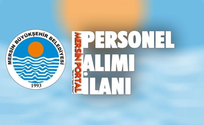 Mersin Büyükşehir Kütür A.Ş 184 Kişiyi İşe Alacak