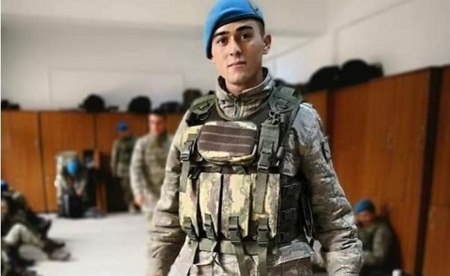 Mersinli Uzman Çavuş İbrahim Tüzel Suriye İdlib'de Şehit Oldu