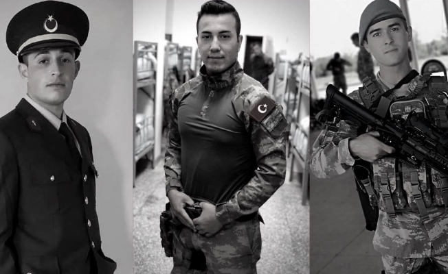 Seyit Özananar'dan İdlip Şehitleri İçin Taziye Mesajı