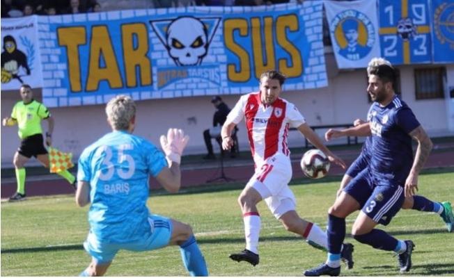 Tarsus İdmanyurdu - Yılport Samsunspor: 1-2