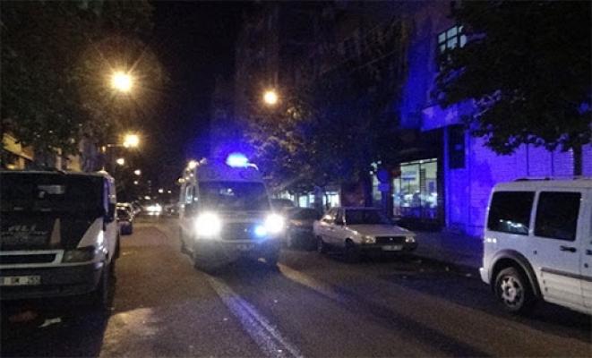 Tarsus'ta ki Bir Mekanda Gece Yarısı Silahlı Çatışma Yaşandı!