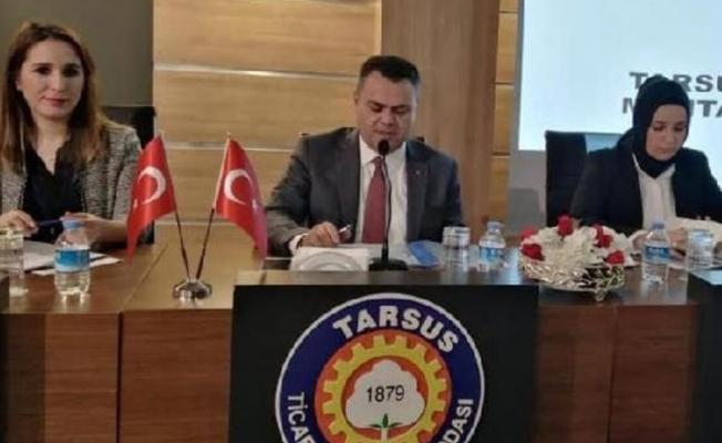 Tarsus'ta Muhtarlar Orman ve Nüfus Konusunda Bilgilendirildi