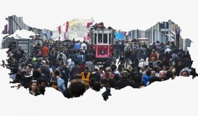 Türkiye'nin 2020 Nüfusu Belli Oldu
