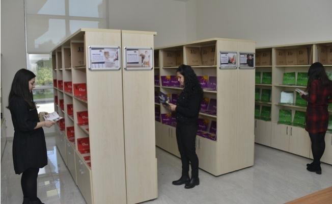 Yenişehir Akademi'de Bebek Kütüphanesi Açıldı