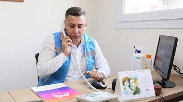 Büyükşehir Yaş Almış Kimsesizlerin Bir Telefon Kadar Yanında