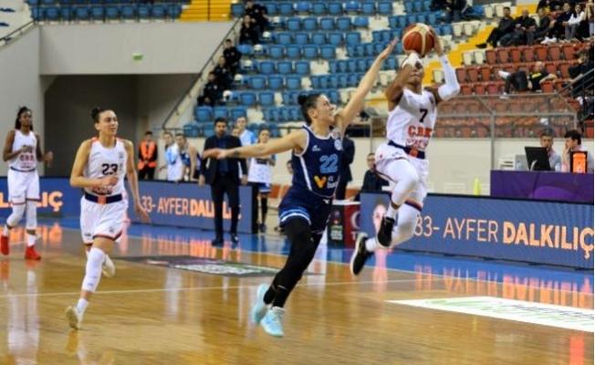 ÇBK Mersin Yenişehir Belediyesi - İzmit Belediyesi: 63-67