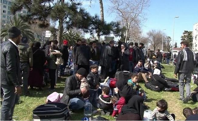 CHP'li Belediyenin Ardından AKP'li Belediyede Göçmenleri Sınıra Ücretsiz Taşıyacak