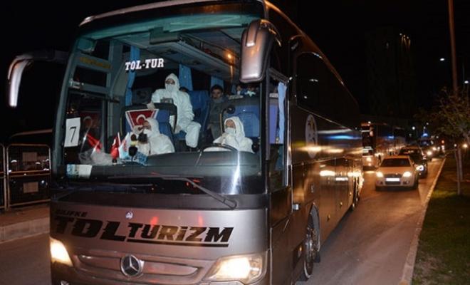 KKTC'den Getirilen Öğrenciler ve TIR Şoförleri Karantinaya Alındı