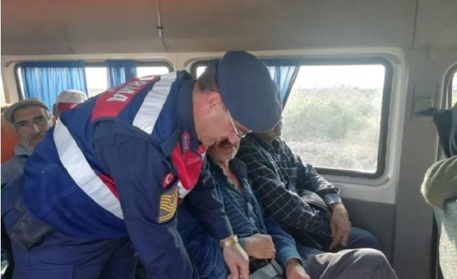 Mersin'de 57 Servis Araç Sürücüsüne 47 Bin Lira Para Cezası Kesildi