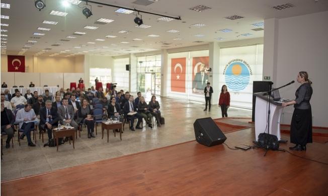 Mersin'de Corona İle Mücadele İçin Kriz Merkezi İlk Toplantısını Yaptı.