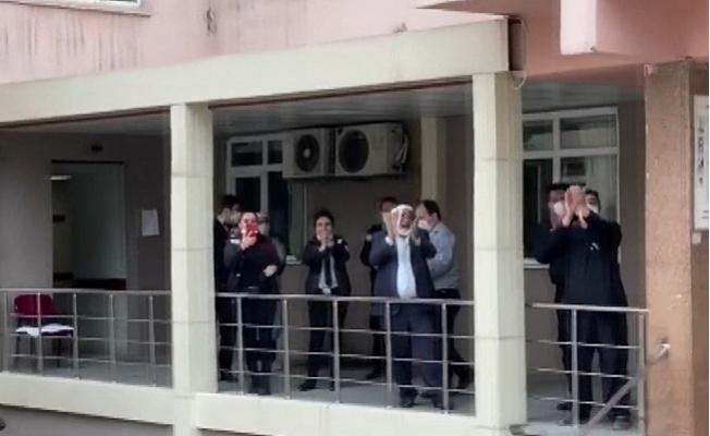 Sağlık Çalışanlarından Tarsus Belediyesine Alkışlı Teşekkür
