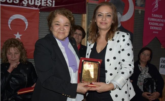 Tarsus Belediyesinden 8 Mart Dünya Kadınlar Günü Kutlaması