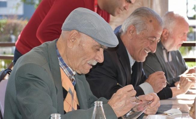 Tarsus'da Yaşlı Bireyler Düzenlenen Aktiviteler İle Sosyal Yaşamın İçinde Tutuluyor