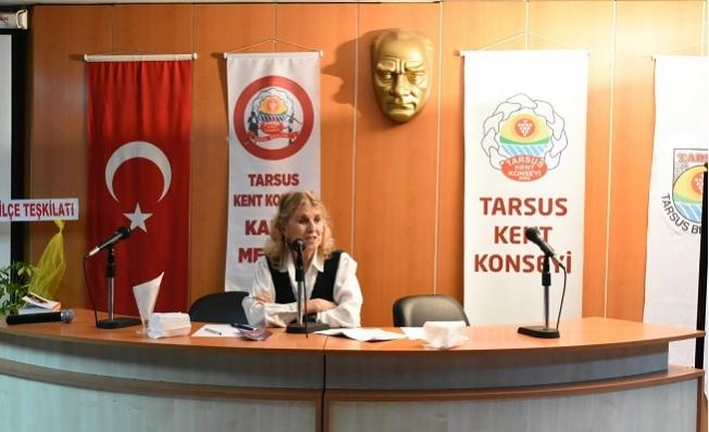 Tarsus'ta '8 Mart Dünya Kadınlar Günü' etkinlikleri başladı
