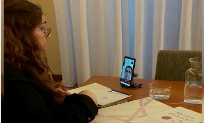 Mersin'deki Terapi Desteği Fransa'ya Kadar Uzandı