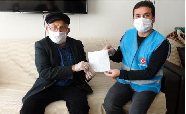 Muz Serasını Satıp, Kampanyaya 50 Bin Lira Bağışladı