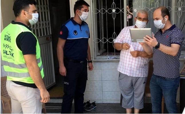 Akdeniz'de 65 Yaşüstü Vatadanşlara Emlak Vergisi Ödeme Kolaylığı