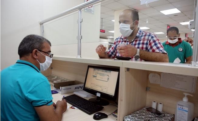 Akdeniz'de Vezneler Haftasonu Açık Olacak