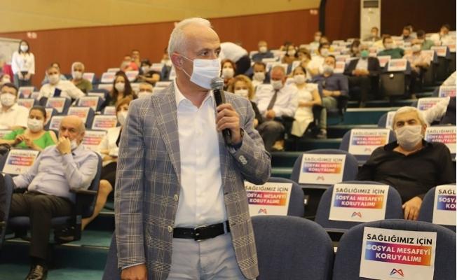 Başkan Gültak, Büyükşehir Meclisinden Borçlanma Yetkisinin Neden Geçmediğini...
