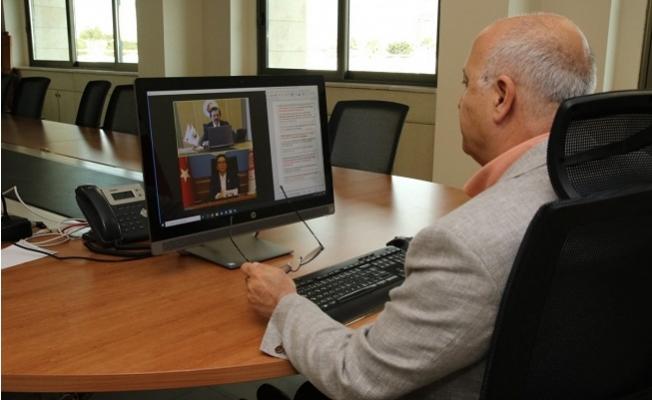 Başkan Kızıltan Bakan Pekcan'a Talepleri İlk Ağızdan İletti