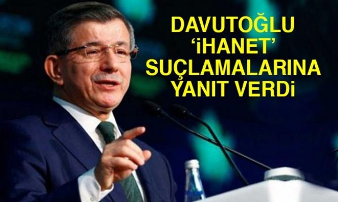 Davutoğlu: Ben Değişmedim, Değişen AK Parti