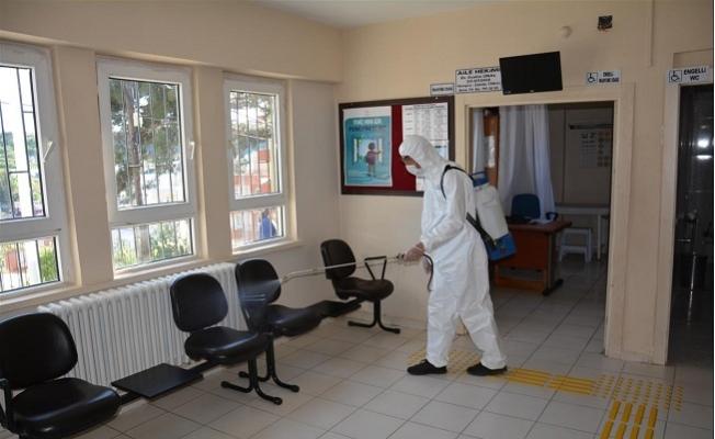 Gülnar Belediyesi, Koronavirüs'e Karşı Tedbiri Elden Bırakmıyor