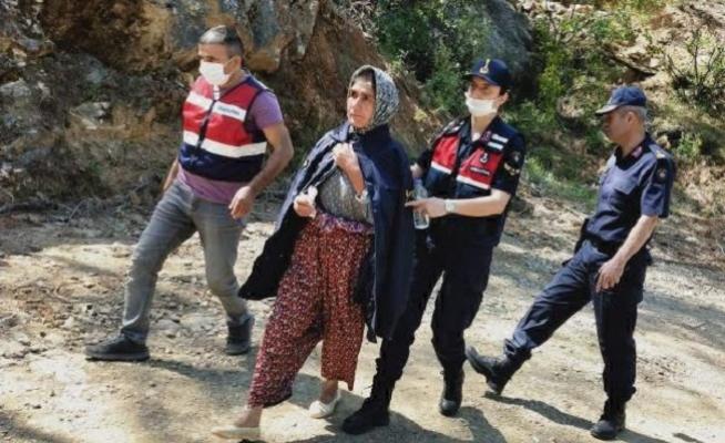 Mersin'de Kayıp Kadın, 2 Gün Sonra Ormanlık Alanda Bulundu