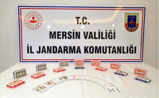 Mersin'de Restoranda Kumar Oynayanlara 43 Bin Lira Ceza