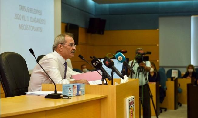 Tarsus Belediyesi, 18 Milyon 500 Bin TL Borçlanmak İçin Meclisten Yetki Aldı.