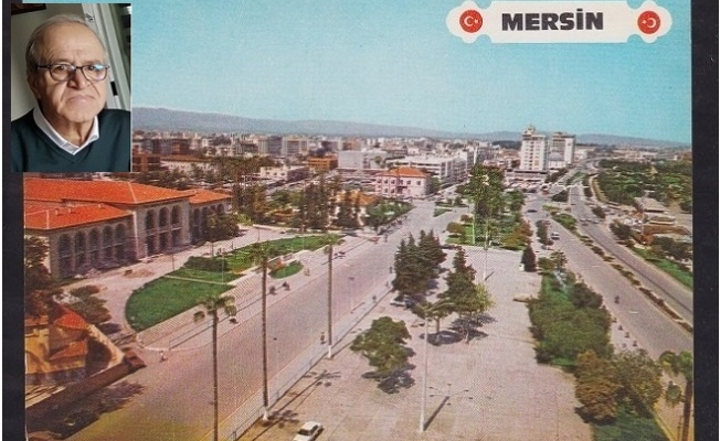 Barselona' dan Derslerle Eski Mersin' i Canlandırmak..