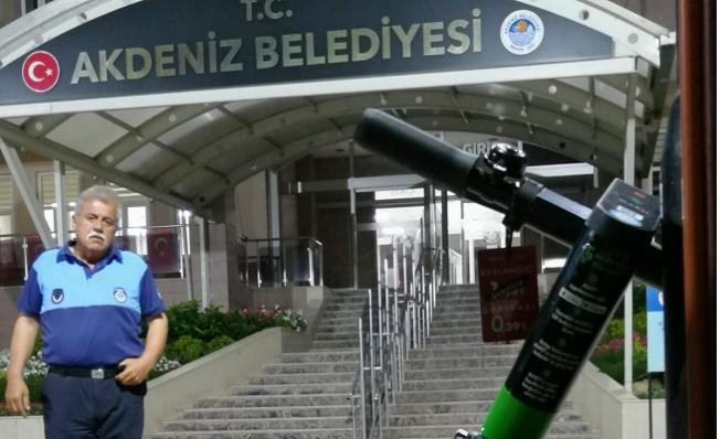 Akdeniz Belediyesi İle Mersin Büyükşehir Mahkemelik Oldu.