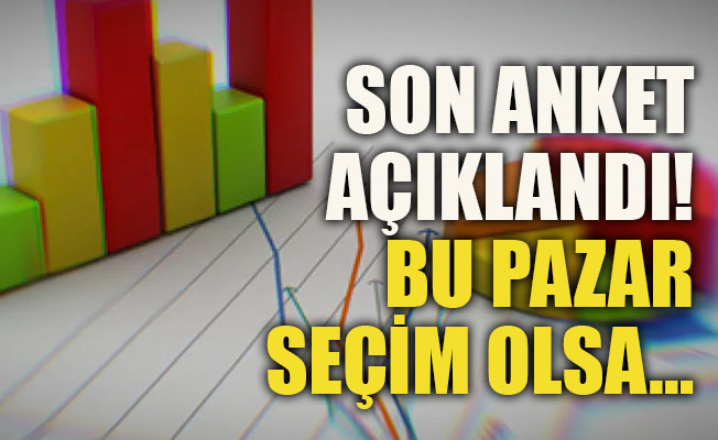AKP'ye Bir Anket Şoku Daha!