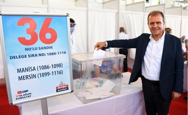 Başkan Seçer, CHP'nin 37. Olağan Kurultayına Katıldı.
