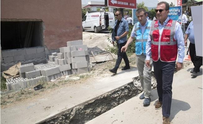 Başkan Seçer,Su Faturalarında Rahatlama Olacağının Müjdesini Verdi.