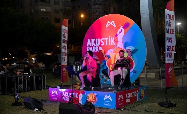 Bayram'da Tarsus'dan Anamur'a 61 Noktada Konser