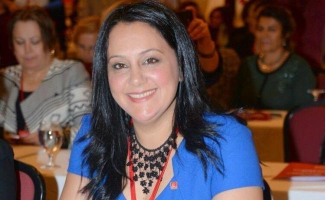 CHP Eski İl Kadın Kolları Başkanı Beyin Kanaması Geçirdi