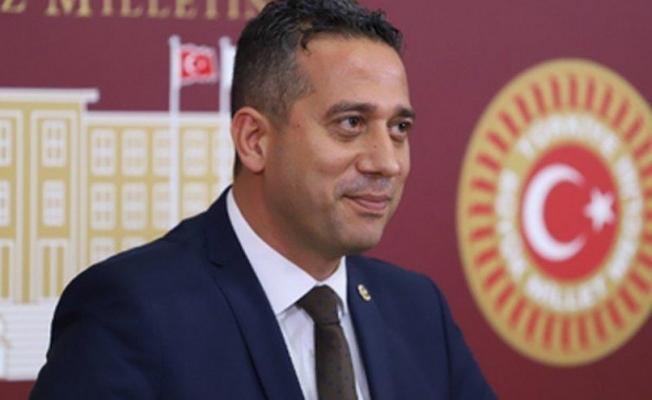 CHP Mersin'de Parti Meclisine Bir İsim Girdi.