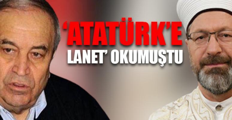 Diyanet İşleri Başkanı Ali Erbaş Hakkında Kamun Davası Açılması Talep Edildi