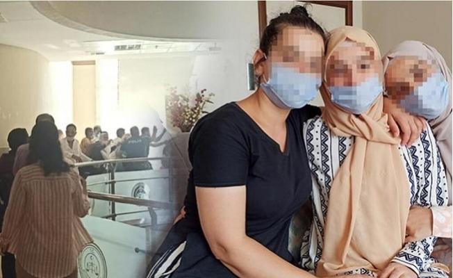 Kızlarının Tacizle Suçladığı Babanın Tutuklandığı Dava Öncesi Kavga