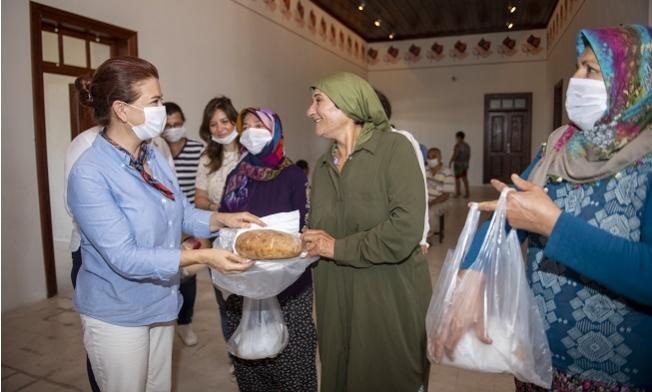 Mersin Büyükşehir'de Kadına Şiddet'e Geçit Yok