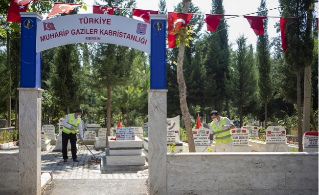 Mersin Büyükşehir Kurban Bayramına Hazır