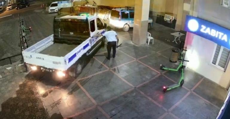 Mersin Büyükşehir Scooter Gerginliğine Açıklık Getirdi.