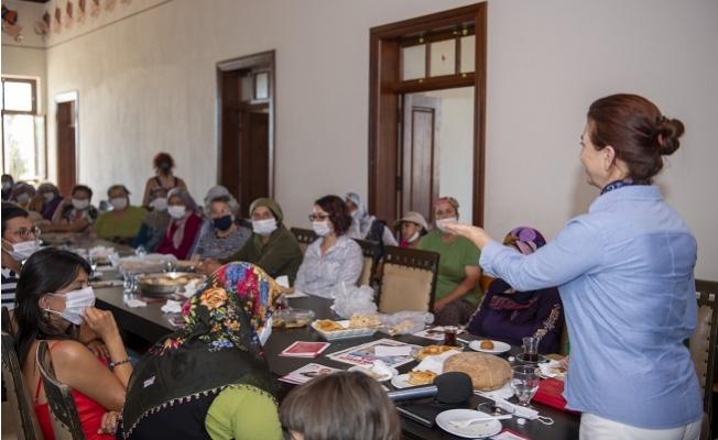 Mersin'de Atatürk'ün Mirası Kadınlara Emanet