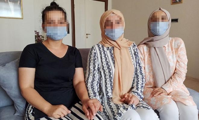 Mersin'de Babalarının Tacizine Maruz Kaldıklarını İddia Eden 3 Kız Kardeş Adalet İstiyor