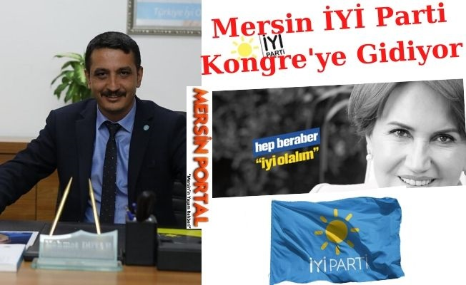Mersin İYİ Parti'de 13 İlçe Başkanı Adayları İçin İmza Topladı.
