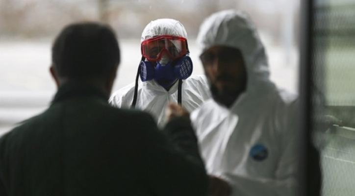 Mersin Karayolları İşçilerinde Koronavirüs Paniği